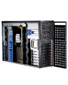 HPCDIY-ERM1GPU4TS Computer with A100 40GBx4