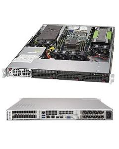 HPCDIY-CLXGPU2R1S Computer with A100 PCIe 80GBx1
