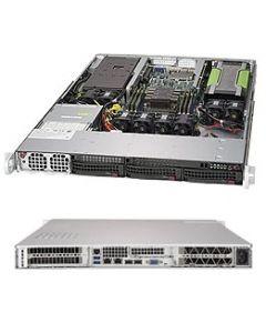 HPCDIY-CLXGPU2R1S Computer with A100 PCIe 40GBx2